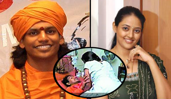 With you video nithyananda full swami scandal sex apologise