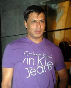 Madhur Bhandarkar at Kangana Ranaut 24th Birthday Bash. Photo: FilmiTadka.