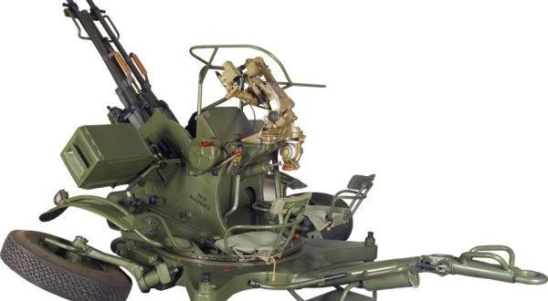 zu 23 2 Anti Aircraft Cannon zu 23 2 Sergery Anti Aircraft