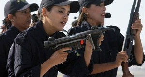 Greece female army