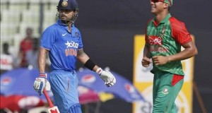 India  Bangladesh in ODI series