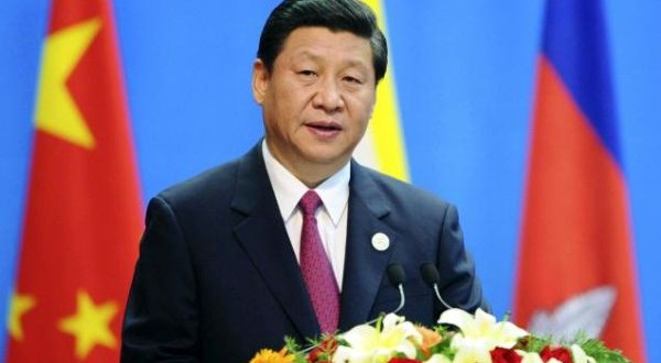 president of China Xi Jinping