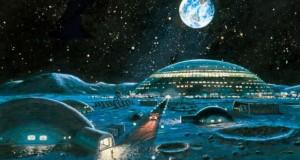 Hilton Hotel on the Moon