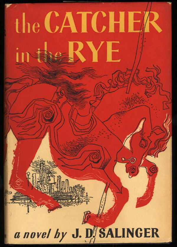 """Banned Books Awareness: """"The Catcher in the Rye"""" by J.D. Salinger"""